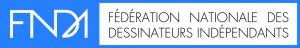Logo de la Fédération Nationale des Dessinateurs Indépendants