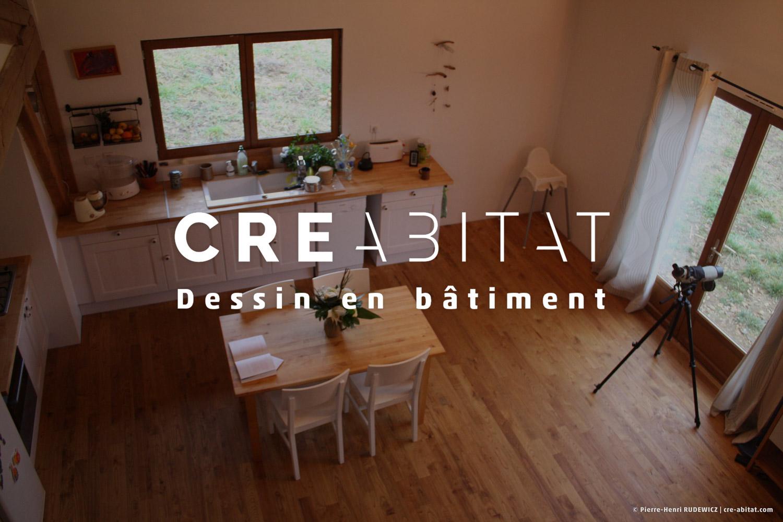 CRE-abitat, Dessin en bâtiment, Occitanie